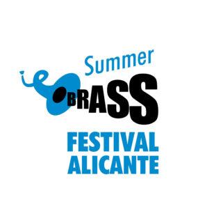 logo summer Brass Festival sin año